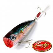 Bevy Popper Воблер Lucky Craft Bevy Popper 4,2gr #270 MS American Shad
