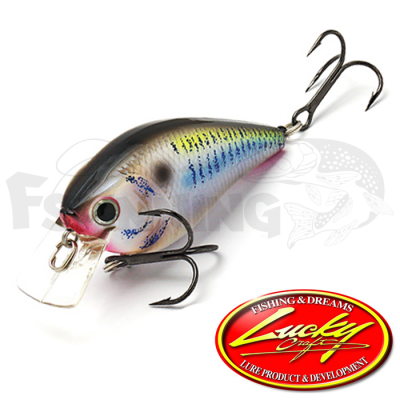 LC 1.5 Воблер Lucky Craft LC 1.5 12gr #425 Live Threadfin Shad