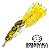 Bullet Spoon 55mm/14gr Блесна незацепляйка Kosadaka Bullet Spoon 55mm/14gr #C16