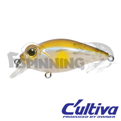 Bug Eye Bait 48F Воблер C'ultiva Bug Eye Bait BB-48F цвет 06 (6,5г) 48мм