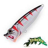 Pike Pop Mini 45 SH-002B Воблер Strike Pro Pike Pop Mini 45 4,0gr SH-002B#A140E