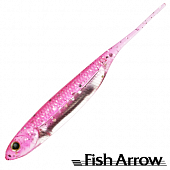 Flash J 3'' Мягкие приманки Fish Arrow Flash J 3'' #20 Pink/Silver (7 шт в уп)