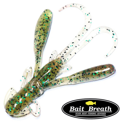 U30 Rush Craw 2'' Мягкие приманки Bait Breath U30 Rush Craw 2'' #144 (8шт в уп)