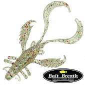 Virtual Craw 3,6'' Мягкие приманки Bait Breath Virtual Craw 3,6'' #S351 (8шт в уп)