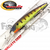 Walleye Deep Воблер Bandit Walleye Deep 17,7gr/8,1m #2D73 Viral Perch