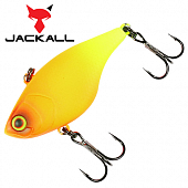 Chubby Vibration Воблер Jackall Chubby Vibration 4,8gr #orange chartreuse