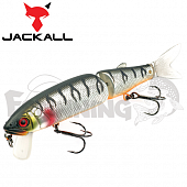 Tiny Magallon Воблер Jackall Tiny Magallon 7,2gr #uv mat silver tiger