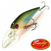 Bevy Shad 75SP Воблер Lucky Craft Bevy Shad 75SP 10,0gr #814 Brook Trout