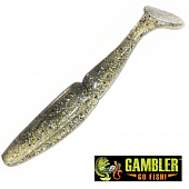 EZ Swimmer Мягкие приманки Gambler EZ Swimmer 4,25'' #New Shad (7 шт в уп)