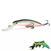 Musky Monster Deep 200CL MG-007CL Воблер Strike Pro Musky Monster Deep 200CL 118gr MG-007CL #A70-713