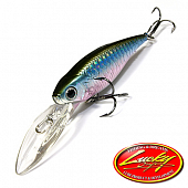 Bevy Shad 60DD Воблер Lucky Craft Bevy Shad 60DD 5,8gr #254 MS MJ Herring