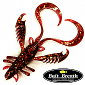 Virtual Craw 3,6'' Мягкие приманки Bait Breath Virtual Craw 3,6'' #S834 (8шт в уп)
