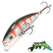Mustang Minnow 60 MG-002A Воблер Strike Pro Mustang Minnow 60 5,8gr MG-002A#A140