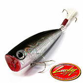 Bevy Popper Воблер Lucky Craft Bevy Popper 4,2gr #0596 Bait Fish Silver 181