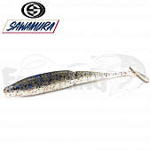 One'Up Shad Slim 4'' Мягкие приманки Sawamura One'up Shad Slim 4'' #059 (6шт в уп)