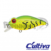 Bug Eye Bait 48F Воблер C'ultiva Bug Eye Bait BB-48F цвет 70 (6,5г) 48мм