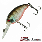 Crasher 60F Воблер Mottomo Crasher 60F 5,5gr #Ghost Bluegill