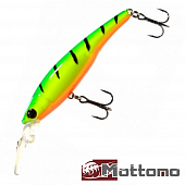 Bang MR 70SP Воблер Mottomo Bang MR 70SP 6,8gr #Lime Tiger