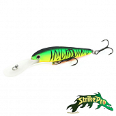 S.P. Walleye Minnow 90 JL-022F Воблер Strike Pro S.P. Walleye Minnow 90 11gr JL-022F #GC01S