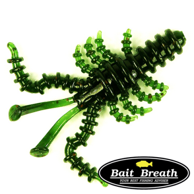 Saltwater Mosya 3'' Мягкие приманки Bait Breath Saltwater Mosya 3'' #S807 (6шт в уп)