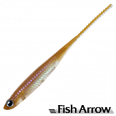 Flash J 1,5'' Slim SW Мягкие приманки Fish Arrow Flash J 1,5'' Slim SW #113 Natural/Silver (5 шт в уп)