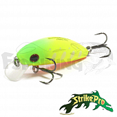 Mustang Minnow 45 MG-002F Воблер Strike Pro Mustang Minnow 45 4.5gr MG-002F #A178S
