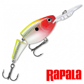Jointed Shad Rap JSR05 Воблер RapaIa Jointed Shad Rap #JSR05-CLN