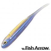 Flash J 3'' SW Мягкие приманки Fish Arrow Flash J 3'' SW #106 Maiwashi/Gold (5 шт в уп)