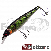 Corso 100SP Воблер Mottomo Corso 100SP 17.3gr #Dark Perch