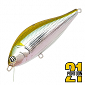 Bet-A-Shad 63SP-SR Воблер Pontoon 21 Bet-A-Shad 63SP-SR 7,7gr #012