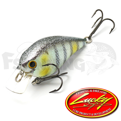 LC 1.5 Воблер Lucky Craft LC 1.5 12gr #234 Flake Crappie