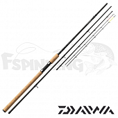 Black Widow Feeder Фидер Daiwa Black Widow Feeder 3m/80gr BWF10MQ