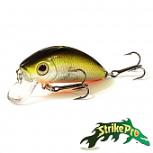Mustang Minnow 45 MG-002F Воблер Strike Pro Mustang Minnow 45 4.5gr MG-002F #612T