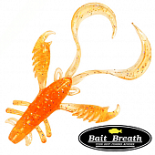 Virtual Craw 3,6'' Мягкие приманки Bait Breath Virtual Craw 3,6'' #S353 (8шт в уп)