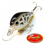 Clutch MR Воблер Lucky Craft Clutch MR 6,0gr #0218 White Bass 898