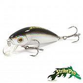 Mustang Minnow 45 MG-002F Воблер Strike Pro Mustang Minnow 45 4.5gr MG-002F #A010-EP