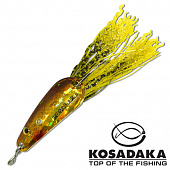 Bullet Spoon 55mm/14gr Блесна незацепляйка Kosadaka Bullet Spoon 55mm/14gr #C12