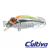 Bug Eye Bait 48F Воблер C'ultiva Bug Eye Bait BB-48F цвет 76 (6,5г) 48мм