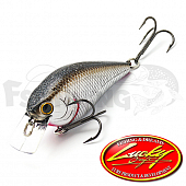 LC RT 1.5 Воблер Lucky Craft LC RT 1.5 12gr #419 BP Golden Shiner