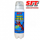 SFT Спрей аттрактант SFT Trout Attractant Squid Smell (запах кальмара) 150ml