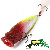 Pike Pop Mini 45 SH-002B Воблер Strike Pro Pike Pop Mini 45 4,0gr SH-002B#X10