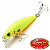 Bevy Minnow 45SP Воблер Lucky Craft Bevy Minnow 45SP 2,7gr #098 Mat Chart