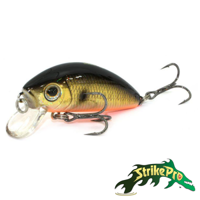 Mustang Minnow 45 MG-002F Воблер Strike Pro Mustang Minnow 45 4.5gr MG-002F #613-713