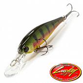 Pointer 48DD Воблер Lucky Craft Pointer 48DD 2,6gr #884 Aurora Gold Northern Perch