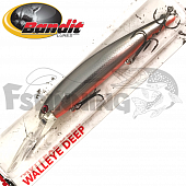 Walleye Deep Воблер Bandit Walleye Deep 17,7gr/8,1m #2A40 Natural Minnow