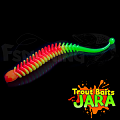 Trout Baits Jara Boxter FAT 80mm (чеснок)