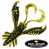 Virtual Craw 3,6'' Мягкие приманки Bait Breath Virtual Craw 3,6'' #S846 (8шт в уп)