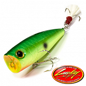 Bevy Popper Воблер Lucky Craft Bevy Popper 4,2gr #111 Peacock