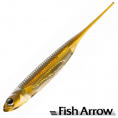Flash J 5'' Мягкие приманки Fish Arrow Flash J 5'' #22 Live Ayu/Silver (4 шт в уп)