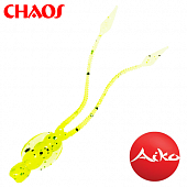 Chaos 2,8'' Мягкие приманки Aiko Chaos 2,8'' #012 acid fish smell (8шт в уп)